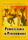pennsylvania in performance dvd